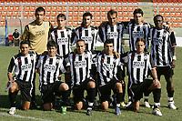 Formazione Siena<br /> La Spezia 16/08/2008 Calcio <br /> Siena Sampdoria <br /> Foto Insidefoto