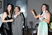 LOS ANGELES - JUN 17:  Finola Hughes, Genie Francis, and Heather Tom at the Heather Tom Hosts the Best Actress Daytime Emmy Nominees Annual Gathering at the Chevy Chase Country Club on June 17, 2021 in Glendale, CA