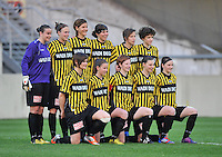 Lierse SK - ADO Den Haag : ploegfoto Lierse.foto DAVID CATRY / Nikonpro.be