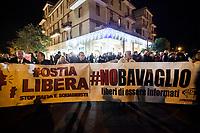 """16.11.2017 - """"Per la Libertá di Stampa e la Legalitá"""" - Demo for Freedom of the Press & Legality"""