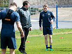 St Johnstone Training….27.04.18<br />