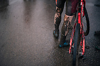 post-finish<br /> <br /> Superprestige cyclocross Hoogstraten 2019 (BEL)<br /> Elite Men's Race<br /> <br /> ©kramon