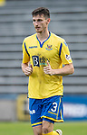 St Johnstone FC….Season 2019-20 <br />Scott Tanser<br />Picture by Graeme Hart. <br />Copyright Perthshire Picture Agency<br />Tel: 01738 623350  Mobile: 07990 594431