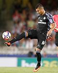 Real Madrid's Carlos Henrique Casemiro during La Liga match. August 21,2016. (ALTERPHOTOS/Acero)