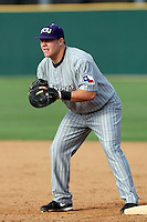 Matt Curry - 2009 Texas Christian Horned Frogs .Photo by:  Bill Mitchell/Four Seam Images