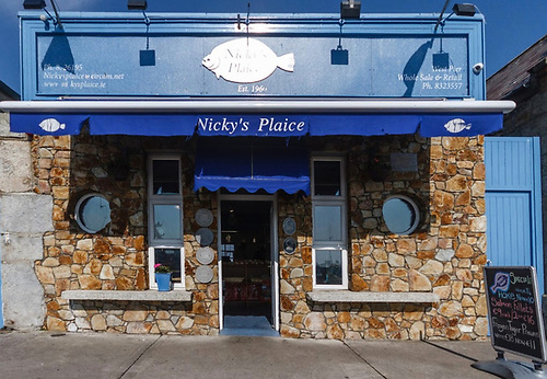 Nicky's Plaice Ltd in Howth County Dublin has been awarded a grant towards an Ice Machine and Pin Boner Investment