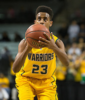 Arlington's Wakefield High School (25-6) fell to John Marshall 66-46 in the semifinals of the 2013 Virginia High School League Group AAA State Basketball Tournament played on March 4, 2013 at Virginia Commonwealth University's Siegel Center.