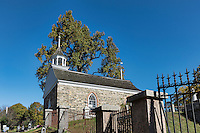 Old Dutch Reformed Church, Sleepy Hollow, New York, USA