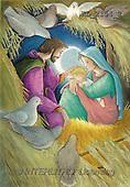 Interlitho, Soledad, CHRISTMAS CHILDREN, naive, paintings, Holy Family, stable(KL2154/2,#XK#) Weihnachten, Navidad, illustrations, pinturas