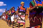 Inti Raymi, Incan Celebration, Cusco, Peru