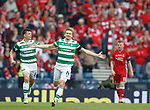 Stuart Armstrong scores for Celtic and celebrates