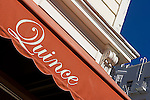 Quince Restaurant, San Francisco, California