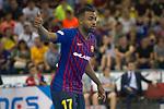 League LNFS 2018/2019.<br /> PlayOff Final. 1er. partido.<br /> FC Barcelona Lassa vs El Pozo Murcia: 7-2.<br /> Arthur Guilherme.