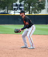 Chris Shaw - San Francisco Giants 2020 spring training (Bill Mitchell)