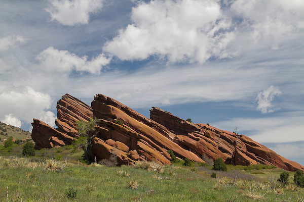 Red Rocks State Park, Colorado .  John offers private photo tours in  Canyonlands National Park and throughout Utah and Colorado. Year-round.