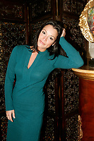 Sophie Chiasson at the official opening of XO : the restaurant of the Saint James boutique hotel in Montreal canada, Nnvember 16 2005.<br /> <br /> The luxurious hotel receive guest such as Madonna, U2, Gerard Depardieu.<br /> photo : Roussel  - Images Distribution
