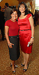 Nita Chesney and Ilene Allen at the American Heart Association Go Red for Women luncheon at the InterContinental Houston Monday May 04,2009.  (Dave Rossman/For the Chronicle)
