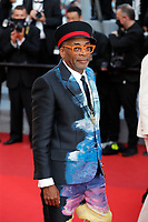 """CANNES, FRANCE - JULY 17: Jury president Spike Lee attends the final screening of """"OSS 117: From Africa With Love"""" and closing ceremony during the 74th annual Cannes Film Festival on July 17, 2021 in Cannes, France. <br /> CAP/GOL<br /> ©GOL/Capital Pictures"""