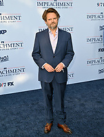 """LOS ANGELES, USA. September 02, 2021: Michael Uppendahl at the premiere for FX's """"Impeachment: American Crime Story"""" at the Pacific Design Centre.<br /> Picture: Paul Smith/Featureflash"""