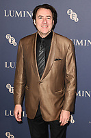 Jonathan Ross<br /> arriving for the LUMINOUS Gala 2019 at the Roundhouse Camden, London<br /> <br /> ©Ash Knotek  D3522 01/10/2019