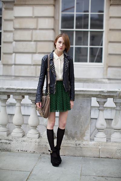 Ella Catliff from 'La Petite Anglaise' blog