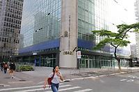 04.10.2019 - Procurador esfaqueia juíza na sede do TRF 3ª Região na av Paulista em SP