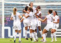 USA Women U-20 vs Nigeria, September 4, 2012