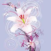 Isabella, FLOWERS, BLUMEN, FLORES, paintings+++++,ITKE024081SCOPIA,#f#, EVERYDAY ,napkin,napkins