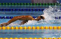 BARRANQUILLA - COLOMBIA, 20-07-2018: Final natación pecho hombres 100 mts como parte de los Juegos Centroamericanos y del Caribe Barranquilla 2018. /  100 mts Men's breast style swimming final category of the Central American and Caribbean Sports Games Barranquilla 2018. Photo: VizzorImage /  Cont