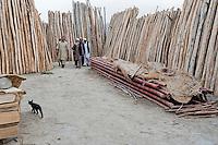 Kabul Timber Yard