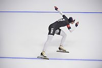 OLYMPIC GAMES: PYEONGCHANG: 18-02-2018, Gangneung Oval, Long Track, 500m Ladies, Brittany Bowe (USA), ©photo Martin de Jong
