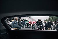Edvald Boasson Hagen (NOR/Dimension Data) on his way to recon<br /> <br /> 104th Tour de France 2017<br /> Stage 1 (ITT) - Düsseldorf › Düsseldorf (14km)