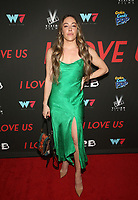 WEST HOLLYWOOD, CA - SEPTEMBER 13: Guest,  at the LA Premiere Screening Of I Love Us at Harmony Gold in West Hollywood, California on September 13, 2021. Credit: Faye Sadou/MediaPunch