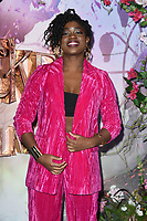 """Clara Amfo<br /> arriving for the European premiere of """"The Nutcracker and the Four Realms"""" at the Vue Westfield, White City, London<br /> <br /> ©Ash Knotek  D3458  01/11/2018"""