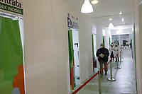 Apertura centro di Vaccin azione anti COVID-19 aperto a Napoli