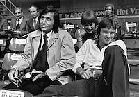 1978, ABN Tennis Toernooi, Jimmy Connors en Ilie Nastase
