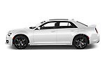 Car Driver side profile view of a 2021 Chrysler 300 S 4 Door Sedan Side View