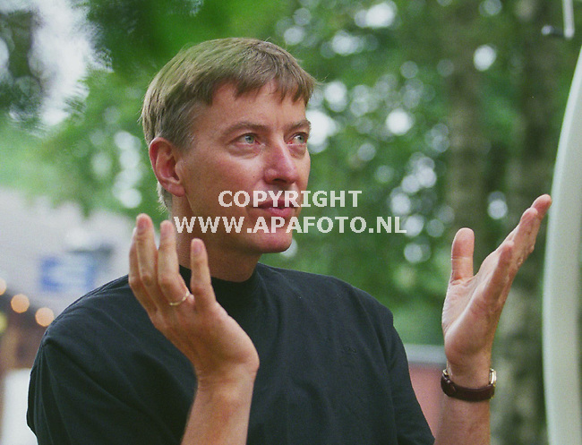 beekbergen prof. oene oenema over mestproblematiek foto frans ypma.