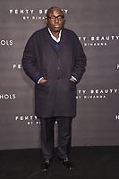 Edward Enninful<br /> arriving for the Fenty Beauty by Rihanna launch party at Harvey Nichols, London<br /> <br /> <br /> ©Ash Knotek  D3310  19/09/2017