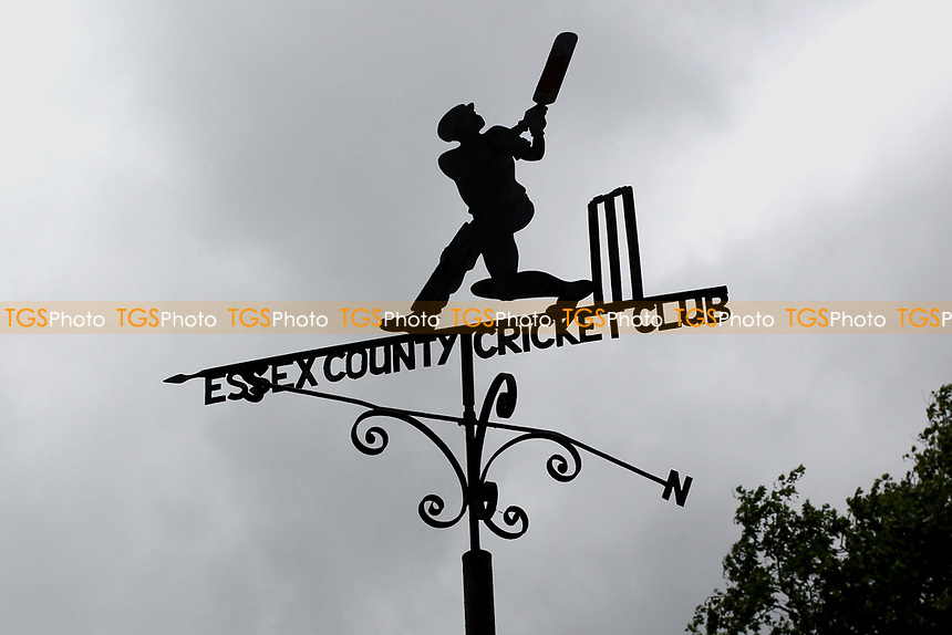 Grey skies behind the weather vane during Essex CCC vs Kent CCC, Specsavers County Championship Division 1 Cricket at The Cloudfm County Ground on 29th May 2019