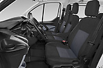 Front seat view of 2018 Ford Transit-Custom Trend 4 Door Passanger Van Front Seat  car photos
