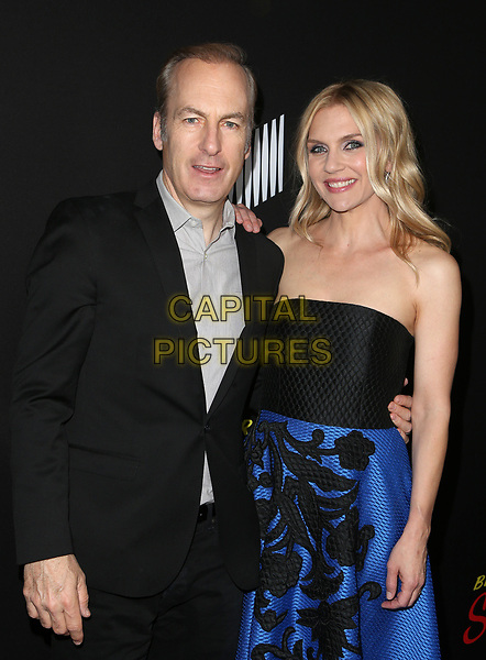 """CULVER CITY, CA - March 28: Bob Odenkirk, Rhea Seehorn, At The Premiere Of AMC's """"Better Call Saul"""" Season 3 At The ArcLight Cinemas  In California on March 28, 2017. <br /> CAP/MPI/FS<br /> ©FS/MPI/Capital Pictures"""