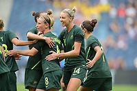 Brazil vs Australia, July 26, 2018
