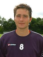 KV Kortrijk eerste training..Jo Vermast..fotos DAVID CATRY/VDB