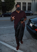 Dave Winfield Spotted at Catch in Hollywood