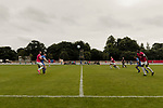 Salford City 2 FC United of Manchester 1, 15/07/2017. Moor Lane, Pre Season Friendly. FCUM attack in the second half, Salford City v FC United of Manchester in a pre season friendly at Moor Lane Salford. Photo by Paul Thompson.