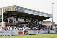 Bromley vs Billericay Town - Ryman League Premier Division at Hayes Lane, Bromley - 21-04-07 - MANDATORY CREDIT: Gavin Ellis/TGSPHOTO - IMAGES USED WILL BE INVOICED AT STANDARD RATES..