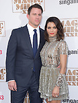 Channing Tatum and Jenna Dewan attends The Warner Bros. Pictures' L.A. Premiere of Magic Mike XXL held at The TCL Chinese Theatre  in Hollywood, California on June 25,2015                                                                               © 2015 Hollywood Press Agency