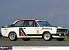 Fiat 131 Abarth Groupe 4 1978