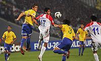 Germany vs Brazil, October 13, 2009
